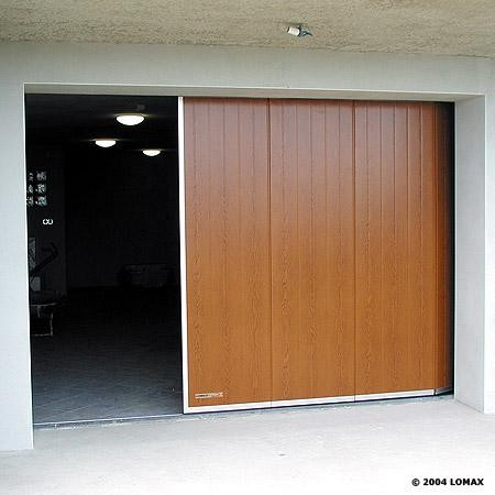 Sekční garážová vrata cena